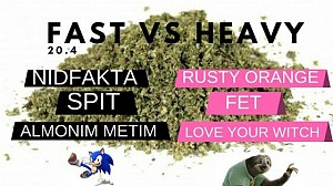 Fast VS Heavy: 420 Battle